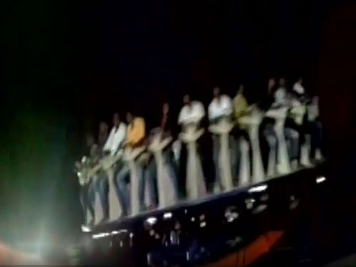 Chennai: One killed in mishap at theme park; 2 arrested