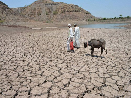 Drought-like situation prevails in Bengal