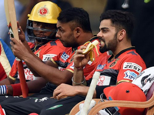 RCB in danger of early exit