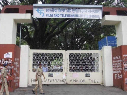 New FTII director hints at crackdown on ragging, alcoholism