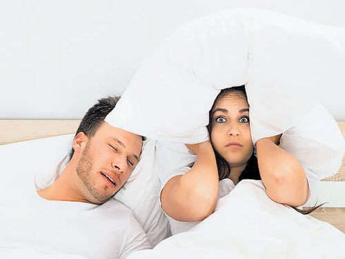 Snoring? Could be something serious