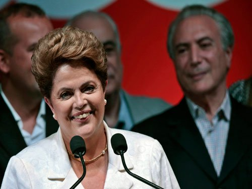 New Brazil government aims to fixing economy