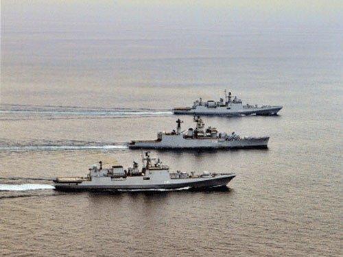 Naval tankers under govt scanner