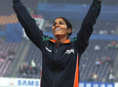 Sudha smashes 3000m steeplechase national record