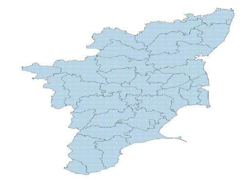 Tamil Nadu still remains a jigsaw puzzle