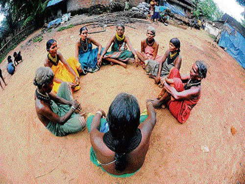 Tribal women forced to act as 'stooges', says panel