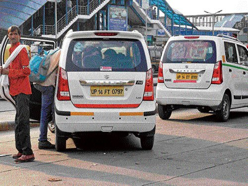 Govt wants Uber, Ola to fall in line