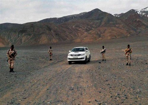 Now high-end SUVs for ITBP troops on Sino-India border