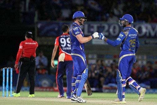 Krunal Pandya's maiden IPL fifty, bowlers script Mumbai win