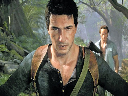 Uncharted 4: A rollicking, globetrotting adventure