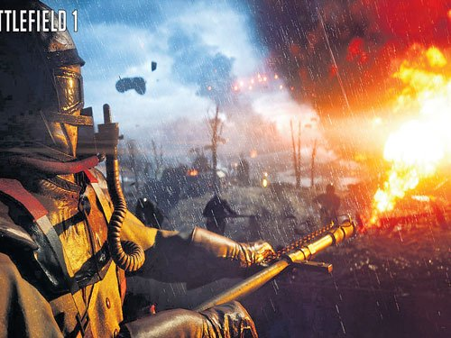 Battlefield 1 takes shooter games back to world war