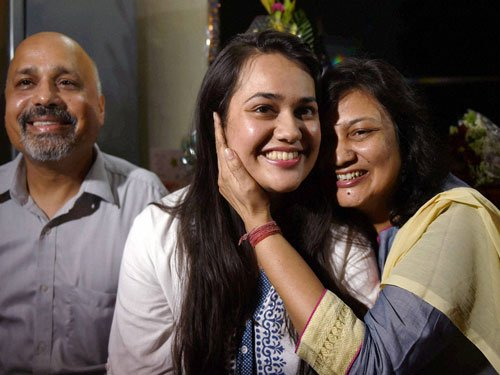 Civil services topper got 52.49%