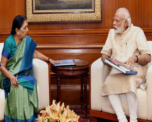 Guj saw 95 pc crop production, meeting chaired by PM told