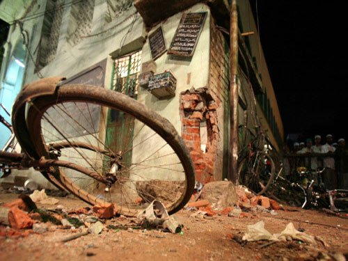 2 absconders in Malegaon blast mentioned as RSS workers: NIA