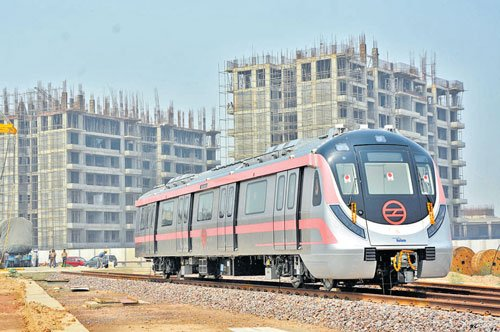 India's first driverless train to hit tracks today