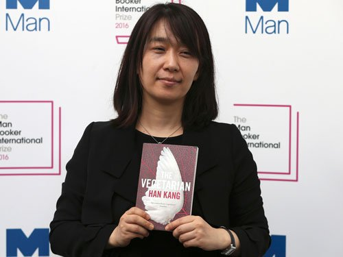 Han Kang's 'The Vegetarian' wins Man Booker Prize 2016
