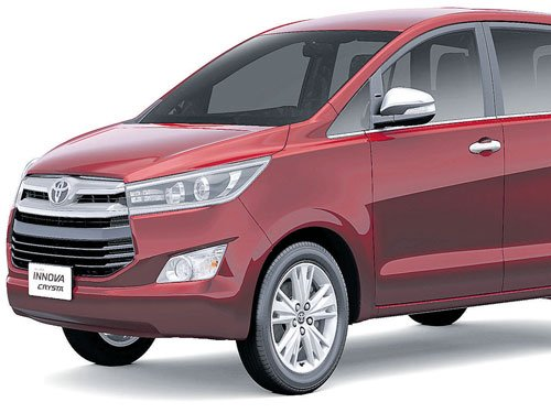 India's most loved MPV is back in crystal form