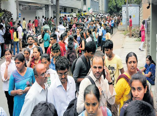 Huge rush for PU admission applications
