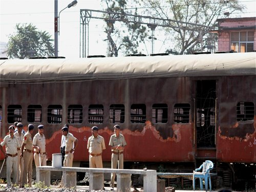 Godhra carnage: ATS nabs key accused after 14 yrs; seven still at large