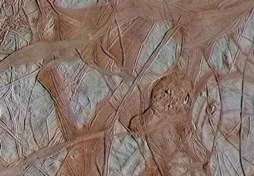 Europa's ocean may harbour life: NASA