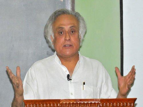 Jairam Ramesh seeks probe into GSPC's Rs 20K-cr investment in KG basin