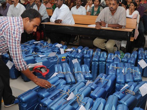 Assembly polls: Counting of votes to begin at 8 am