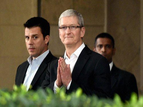 Tim Cook begins India visit with high-profile meetings