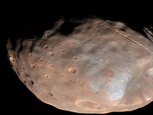 Mega-tsunamis sculpted Mars surface: study