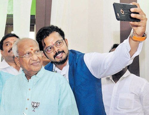 Rajagopal scripts history with win