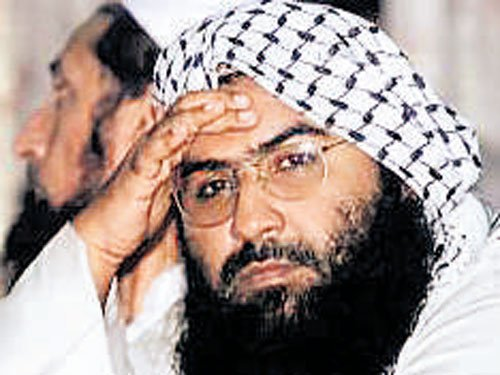 China, India in close contact on Masood Azhar