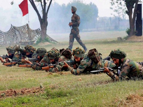 J&K govt says no land allotted for Sainik colonies