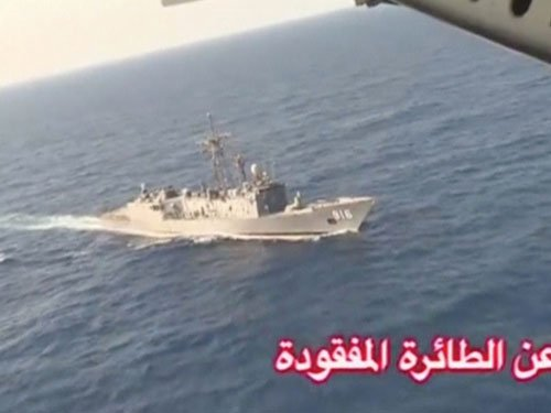 EgyptAir crash: wreckage found, search for bodies ongoing