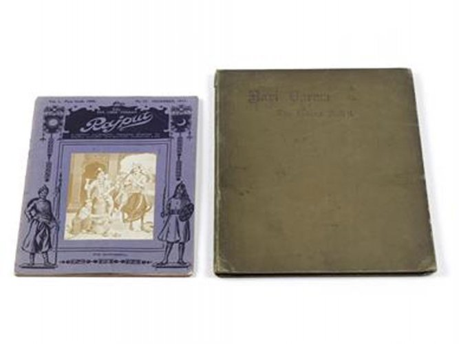 Raja Ravi Varma book sells for Rs 5.96 lakhs in auction