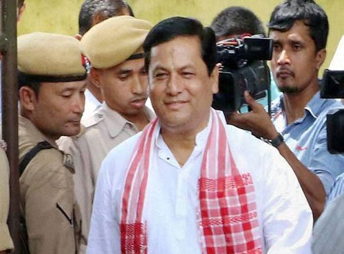 Assam BJP MLAs to formalise Sonowal's name as CM on May 22