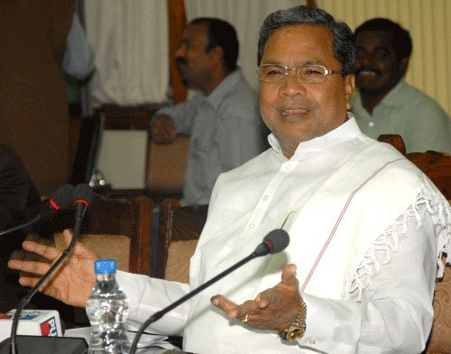 Siddu's phone-in programme today