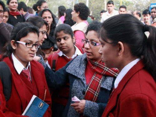 CBSE Class XII results for all regions today