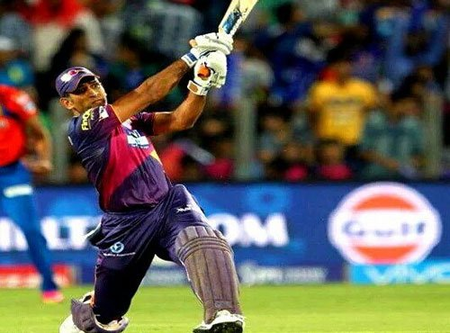 Rising Pune Supergiants avoid last place after Dhoni's heroics