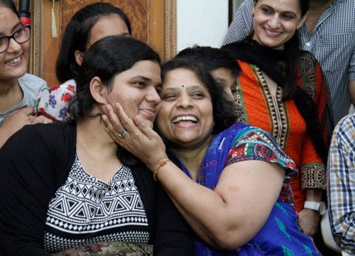 At 99.4%, Delhi girl is CBSE XII topper