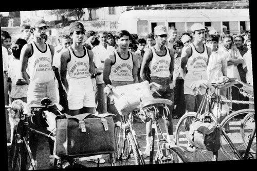 Cycling back to memory lane