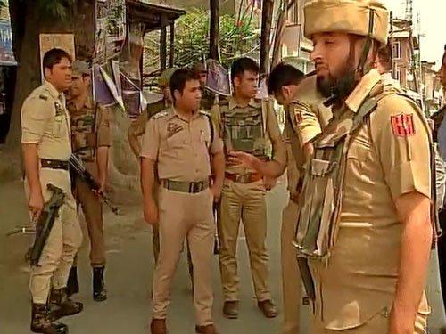 Three policemen killed in militant strikes in Srinagar