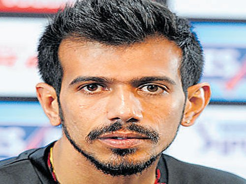 It's all about execution, says leggie Chahal as he piles on the wickets