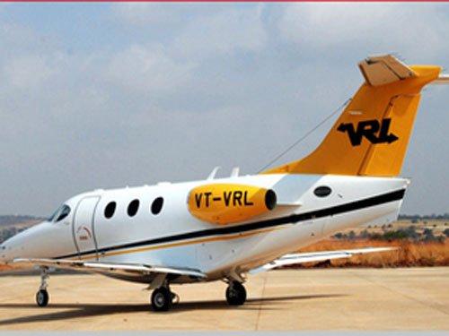 VRL Logistics plans to start regional airline