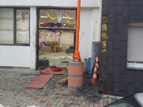 Germany gurudwara attack: police admit not acting on tip-off