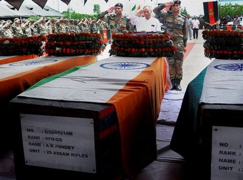 Army promises to hit back hard on Manipur militants