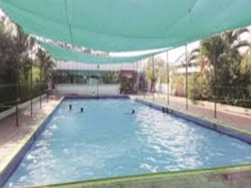 Amid drought, swimming pool built at DFO's residence in Chhattisgarh