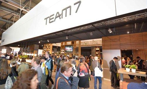 Team 7 announces B'luru store