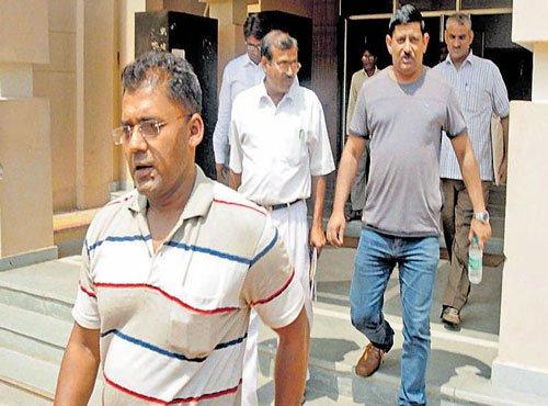 CBI raids premises of Visva Bharati university's sacked V-C