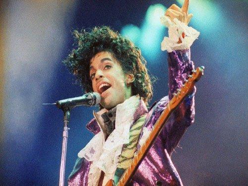 Prince's 'Purple Rain' jacket set for auction