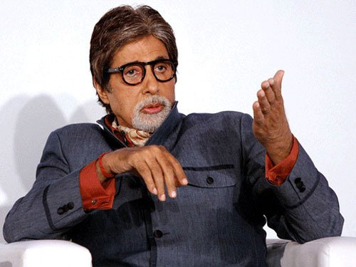 BJP defends Amitabh's association with second anniversary programme