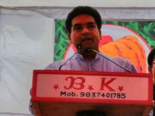 RSS workers misbehaved with French artist: Kapil Mishra